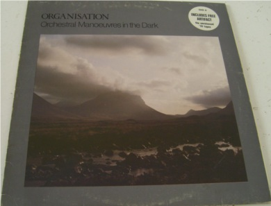 O.M.D - Organisation Without Tapes 12 inch vinyl