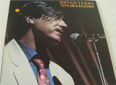 Brian Ferry - Lets Stick Together 12 inch vinyl