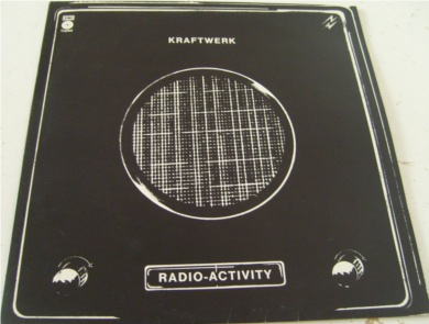 Kraftwerk - Radio-Activity 12 inch vinyl