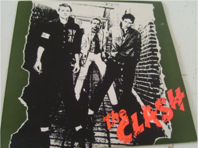 The Clash - The Clash 12 inch vinyl