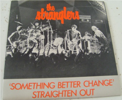 The Stranglers - Something Better Change 7 Inch Vinyl