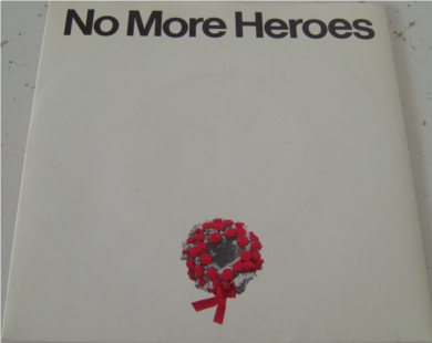 The Stranglers - No More Heroes 7 Inch Vinyl