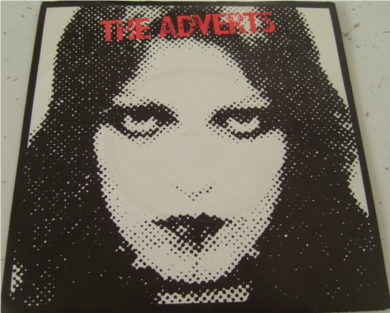 The Adverts - One Chord Wonder 7 Inch Vinyl - Mint
