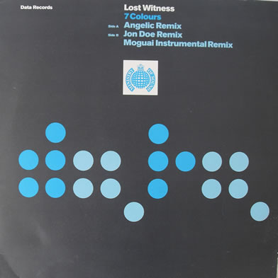 Lost Witness - 7 Colours 12 Inch Vinyl