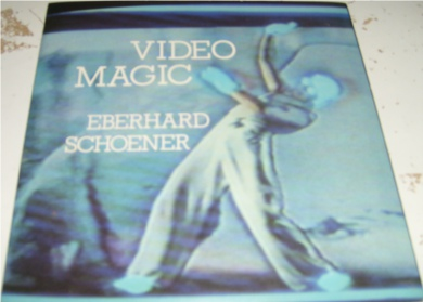 Eberhard Schoener - Video Magic 7 Inch Vinyl