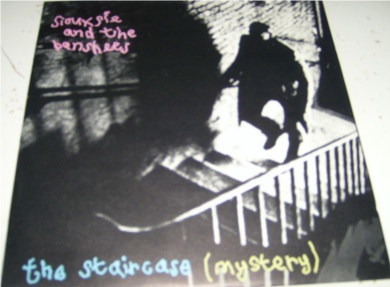 Siouxie And The Banshees - The Staircase (Mystery) 7 Inch Vinyl