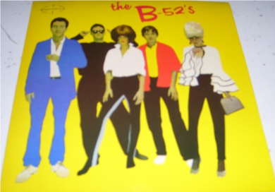 The B-52'S - Rock Lobster 7 Inch Vinyl