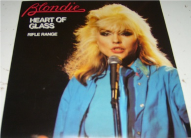 Blondie - Heart Of Glass 7 Inch Vinyl