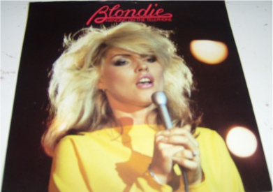 Blondie - Hanging On The Telephone 7 Inch Vinyl