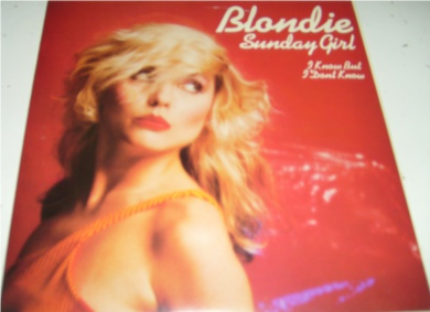 Blondie - Sunday Girl 7 Inch Vinyl