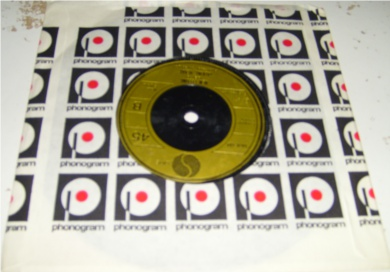 Talking Heads - Love Goes To Building On Fire 7 Inch Vinyl