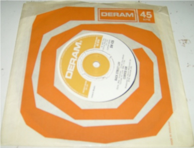 Curved Air - Back St Luv 7 Inch Vinyl