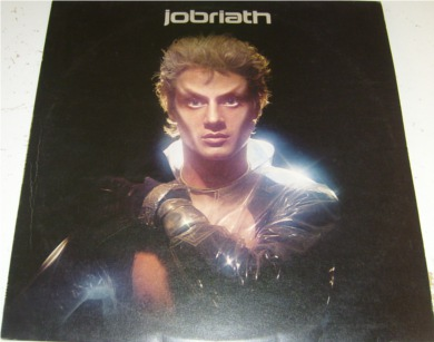 Jobriath - Creatures Of The Street 12 inch vinyl