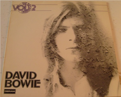 David Bowie - The Beginning Vol 2 12 inch vinyl