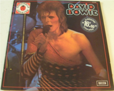 David Bowie - David Bowie (French 1967-1970) 12 inch vinyl