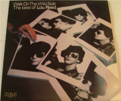 Lou Reed - Walk 0n The Wild Side (The Best Of) 12 inch vinyl