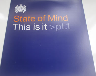 State of Mind - This Is It pt 1 mos 12 inch vinyl