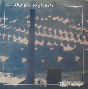 The Jam - Absolute Beginners 7 Inch Vinyl