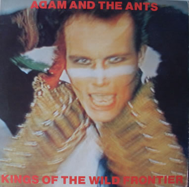 Adam And The Ants - Kings Of The Wild Frontier 12 Inch Vinyl