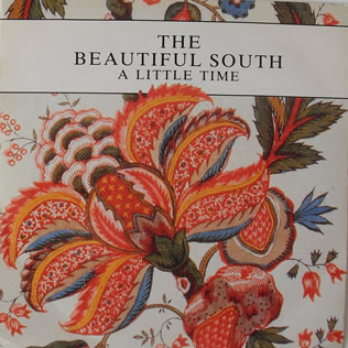 The Beautiful South - A little Time 7 inch vinyl