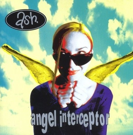Ash - Angel Interceptor 7 Inch Vinyl