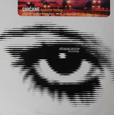 Chicane – Autumn Tactics 12 Inch Vinyl