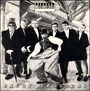 Madness - Baggy Trousers 7 inch vinyl