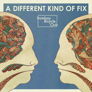 Bombay Bicycle Club - A Different Kind Of Fix 12 Inch Vinyl