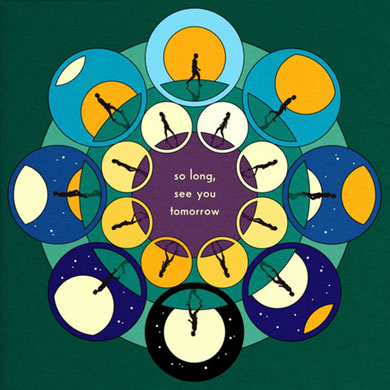 Bombay Bicycle Club - So Long, See You Tomorrow 12 inch vinyl