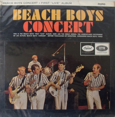 The Beach Boys - Concert 12 Inch Vinyl