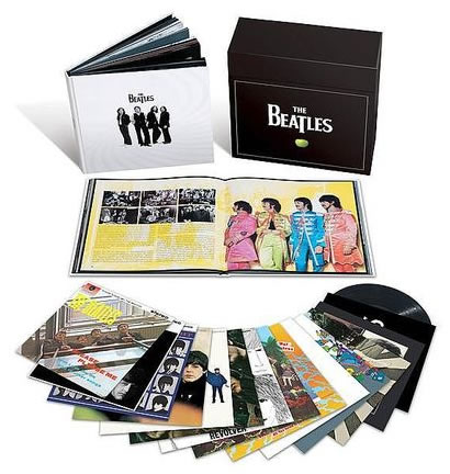 The Beatles - The Beatles In Stereo Vinyl Box Set - 16 LP box set 12 Inch Vinyl