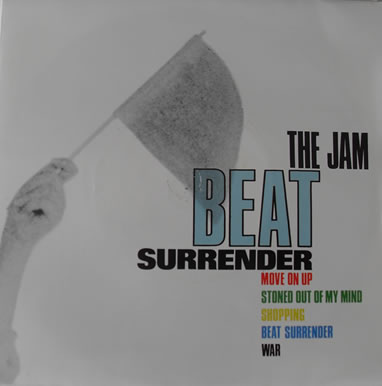 The Jam - Beat Surrender EP 2 Part 7 Inch Vinyl