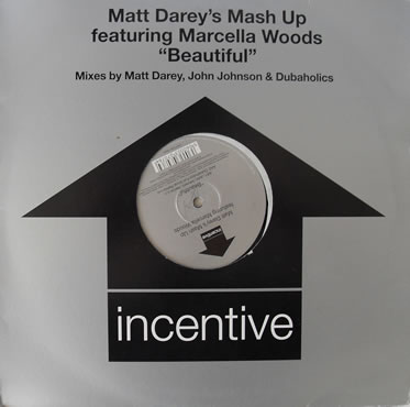 Matt Darey - Beautiful 12 Inch Vinyl