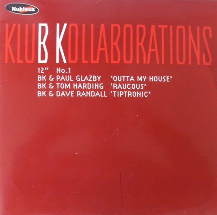 BK - Klub Kollaborations No.1 12 Inch Vinyl