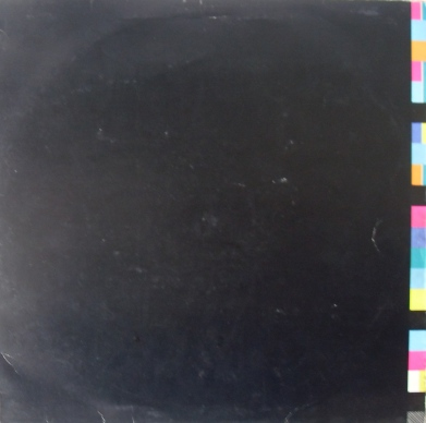 New Order - Blue Monday 12 inch vinyl