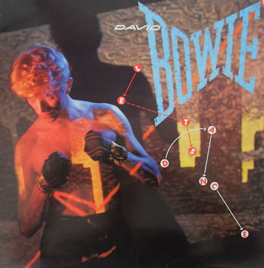 David Bowie - Let's Dance 12 Inch Vinyl