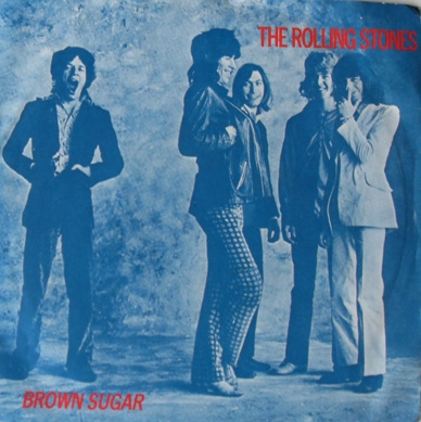 The Rolling Stones - Brown Sugar 7 Inch Vinyl