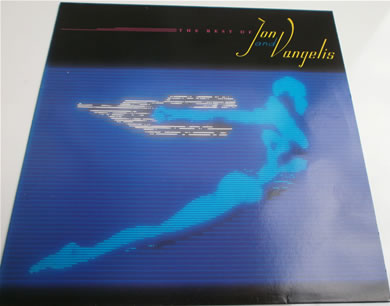 Jon And Vangelis - The Best Of 12 inch vinyl