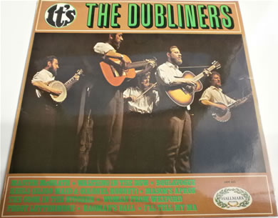 The Dubliners - It's The Dubliners 12 inch vinyl