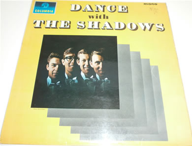 The Shadows - Dance With The Shadows 1964 mono 33SX 1619 12 inch vinyl