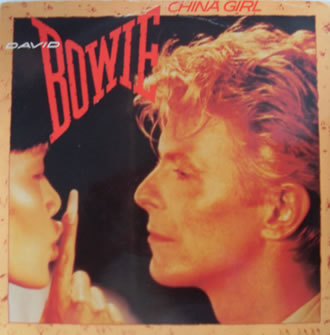 David Bowie - China Girl 7 Inch Vinyl