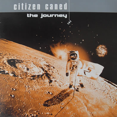 Citizen Caned - The Journey 12 Inch Vinyl