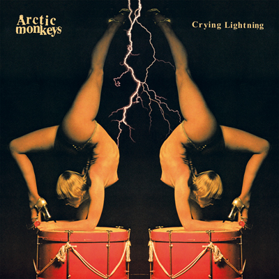 Arctic Monkeys - Crying Lightning 7 Inch Vinyl