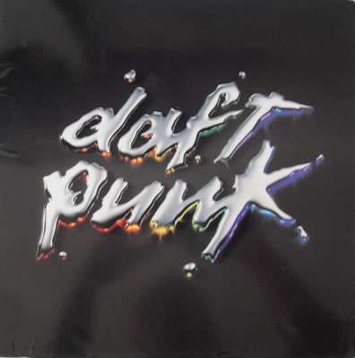 Daft Punk - Discovery 12 Inch Vinyl