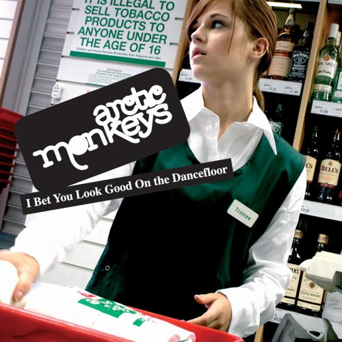 Arctic Monkeys - I Bet You Look Good On The Dancefloor 7 Inch Vinyl