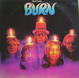 Deep Purple - Burn 12 inch vinyl