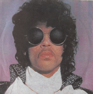 Prince - When Doves Cry 7 inch vinyl