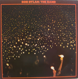 Bob Dylan - The Band - Before The Flood (recorded live in concert) 12 inch vinyl