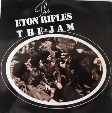 The Jam - Eton Rifles 7 Inch Vinyl