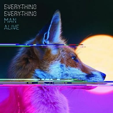 Everything Everything - Man Alive 12 Inch Vinyl